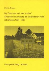 Dissertation_Modernisation_Die Zeiten sind hart_1988