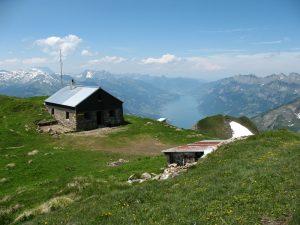 Wander-Lesung @ Gipfelhütte Alvier