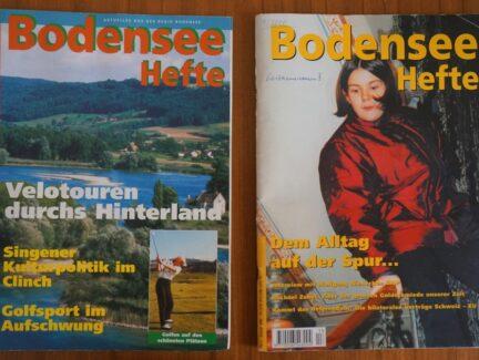 Rückblick: Bodensee-Hefte